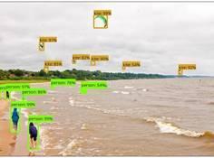 谷歌开源TensorFlow Object Detection API物体识别系统