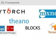 从PyTorch到Mxnet ,对比7大Python深度学习框架