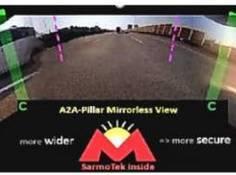 取代后视镜,ULSee发布3D全景行车监控影像系统