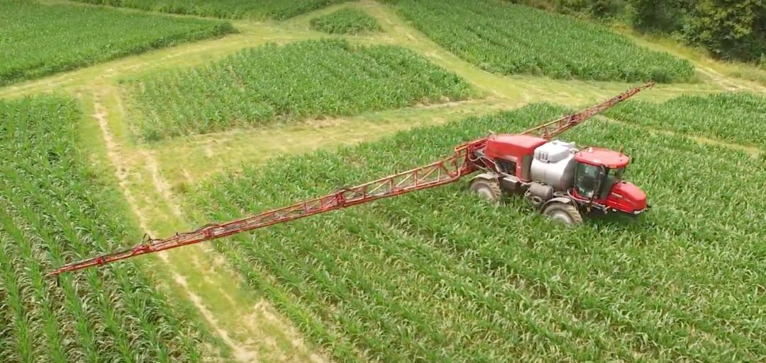 智能喷洒:计算机视觉在农业机械自动化领域的小试牛刀