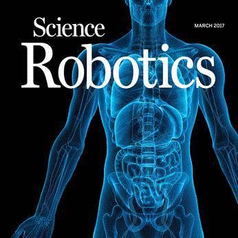 最新Science Robotics聚焦机器人社交与医疗自动化分级
