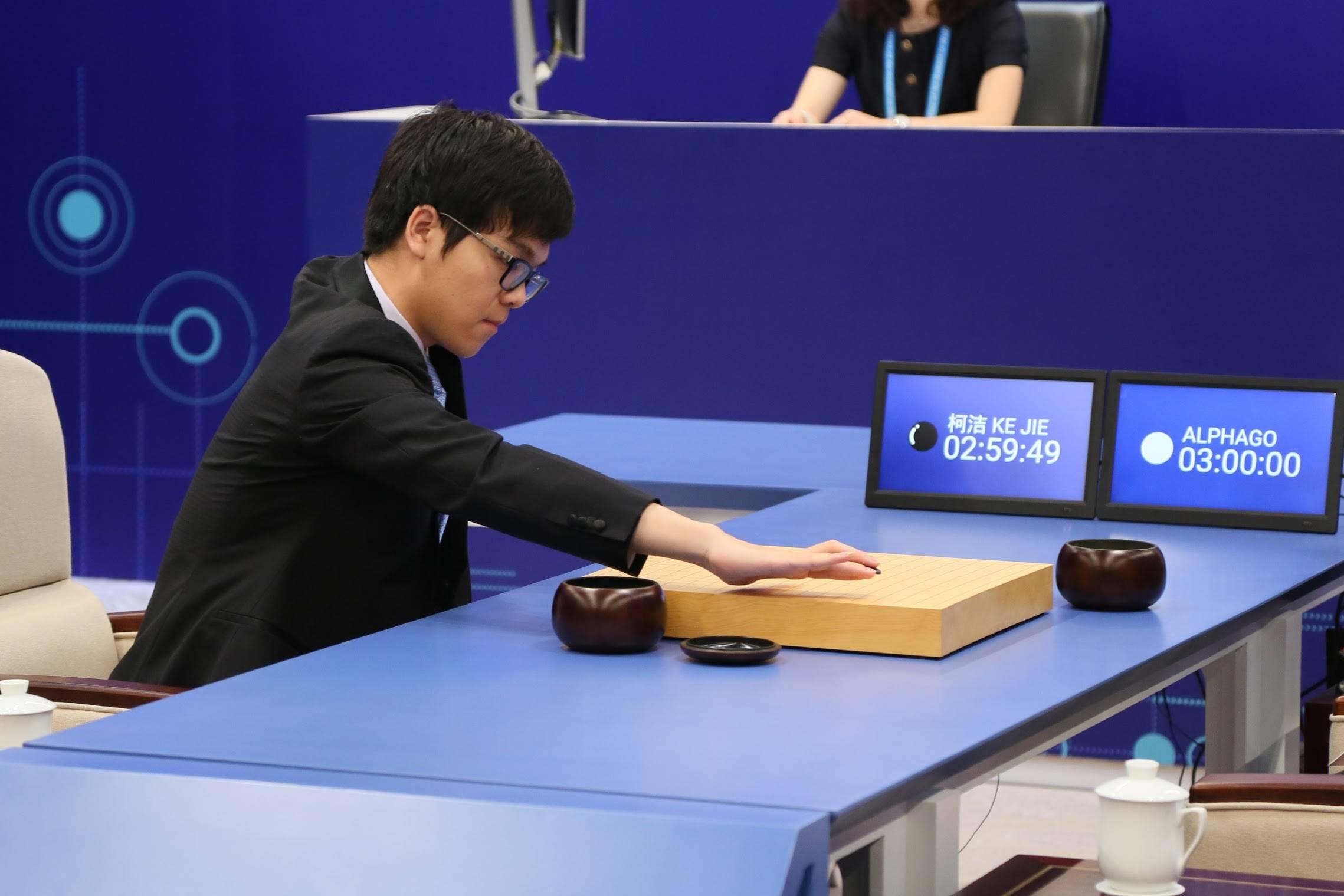 柯洁1/4子惜败,机器之心独家对话AlphaGo开发者导师 Martin Müller