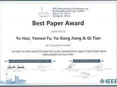 极链科技最新研究成果获IEEE多媒体国际会议最佳论文奖