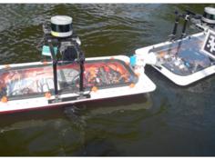 机器人见多了,你见过机器船吗?MIT新版ROBOAT可以自动组装