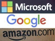 亚马逊、谷歌和微软寸土必争的新战场