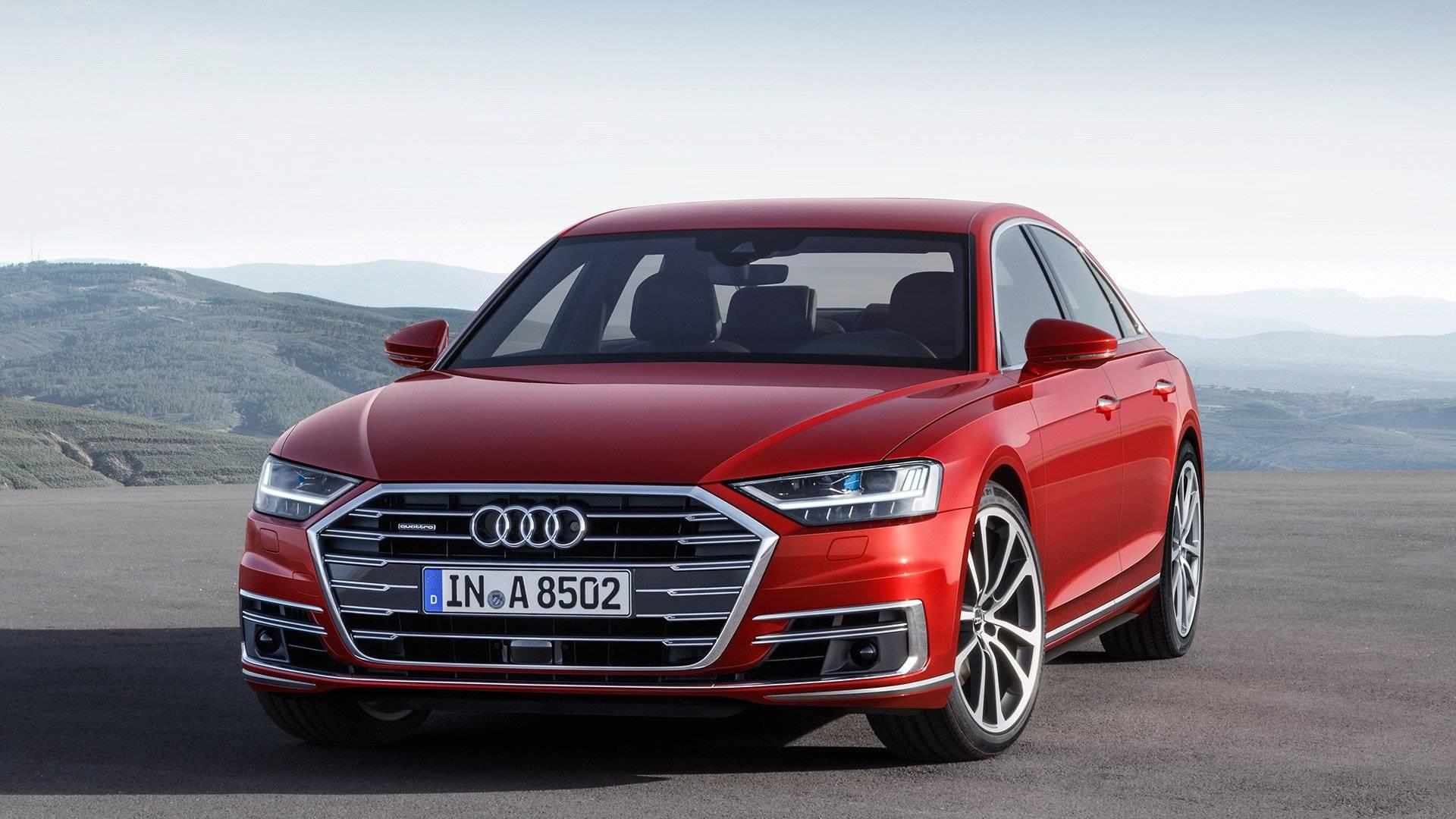 全新 A8:奥迪强势推出全球首台量产型Level 3自动驾驶汽车