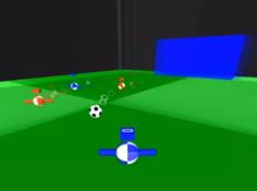 "DeepMind让AI组队踢足球学会""合作"",并开源训练环境"
