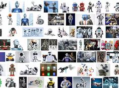 机器人的平权宣言:为什么我们非得被造成白色的?