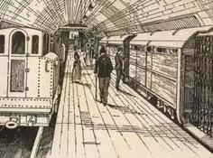 如果伦敦地铁图是数据科学家画的……