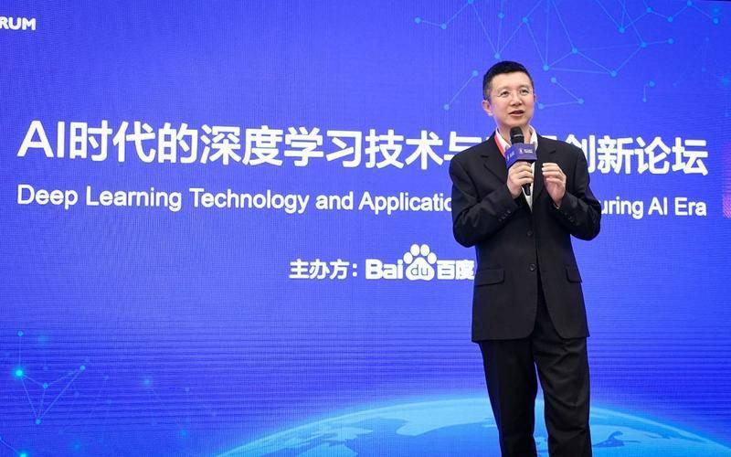 王海峰领衔百度飞桨,汇聚150万开发者的AI平台正成为行业标杆