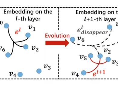 IJCAI 2019 论文解读 | 基于超图网络模型的图网络进化算法