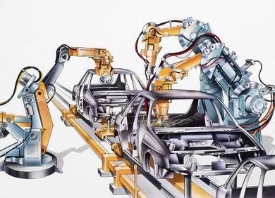 灵巧工业机器人(三)装配