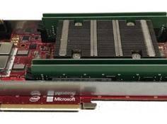 微软推出深度学习加速平台「Project Brainwave」:FPGA助力实时人工智能