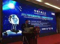 2018深圳国际机器人与智能系统院士论坛姚新:演化计算与智能优化和机器学习
