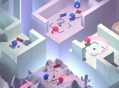 DeepMind游戏AI登上Science:雷神之锤多智能体合作,超越人类玩家