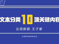 中文文本分类:你需要了解的10项关键内容
