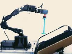 机器人也能「甩笔」,拥有触觉分析能力,上交&MIT获IROS 2020最佳论文奖