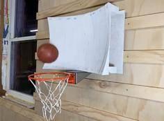 投不进球都是篮板的锅,这个用蒙特卡罗法做的篮板让你「百发百中」