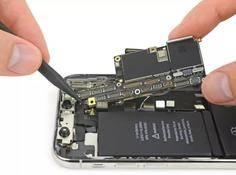 拆解iPhone X,豪门云集的内部设计是否让你值回票价?