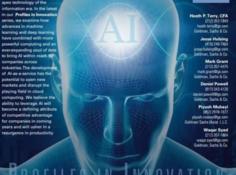 人工智能,机器学习和数据是未来生产力的驱动力