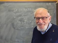 2020年阿贝尔奖公布,又一位数学「三大奖」大满贯得主诞生