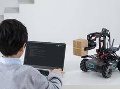 DJI大疆创新发布RoboMaster EP教育拓展套装及青少年挑战赛