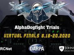 人类和AI的「空中」决战,美国DARPA AlphaDogfight大赛下周揭幕!