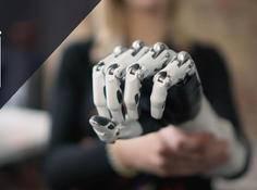 意念加AI算法「复原」每个手指,智能义肢登上Nature子刊封面