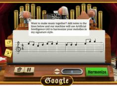 """AI遇上音乐 谷歌工程师告诉""""巴赫涂鸦""""背后那些事"""