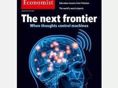 《经济学人》最新封面评下一个前沿技术:脑机接口正等待远见者的到来