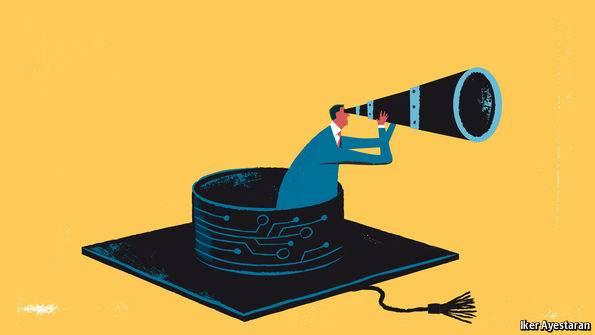 经济学人特别报道:人工智能和自动化时代需要终身学习