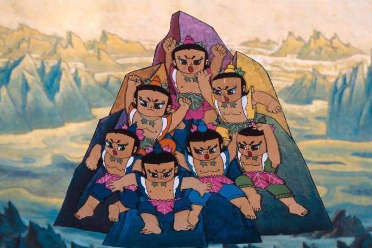 4K版《葫芦兄弟》,西瓜视频计划修复百部经典动画片,背后原来藏着这些AI算法