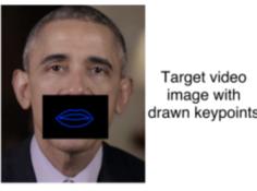 有趣的研究奥巴马Net:从文本合成真实的唇语口型