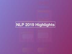 NLPer复工了!先看看这份2019机器学习与NLP年度盘点吧