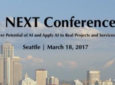 AI NEXT 西雅图-发布最终详细日程和全明星讲师阵容