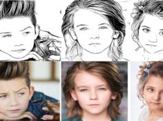 皱眉细节完美复刻,阿尔伯塔大学团队标星1.7K的项目生成超逼真的肖像画