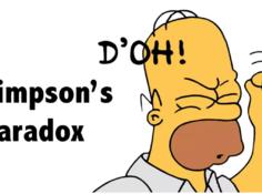 迷人又诡异的辛普森悖论:同一个数据集是如何证明两个完全相反的观点的?