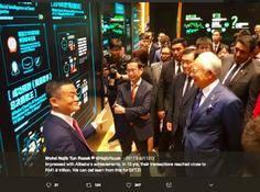 ET城市大脑来到吉隆坡之后,阿里云还要为当地培养千名数据科学家、孵化300家公司