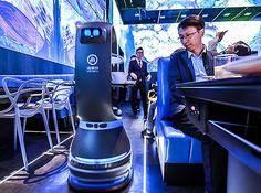 海底捞智慧餐厅:AI+餐饮的时代已来