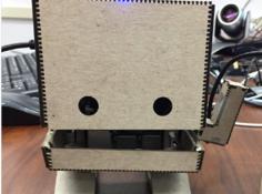 IBM 开源DIY纸板机器人: TJ Bot