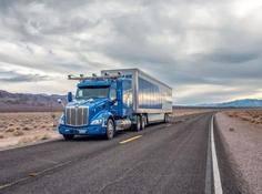自动驾驶货车「赛道」拥挤,这家年轻公司如何让卡车穿越美国?