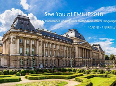 EMNLP 2018:腾讯AI Lab解读16篇入选论文