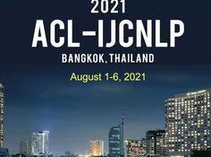 曾被ICLR拒稿,字节跳动今斩获最佳论文,ACL 2021各大奖项揭晓