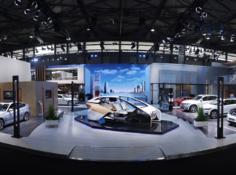 宝马、本田、百度等厂商纷纷布展,CES Asia 成为汽车科技的角斗场