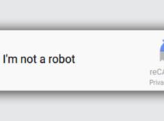 谷歌「我不是机器人」按钮隐藏了,但你的隐私暴露了