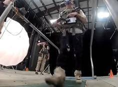 DARPA测试未来战士的外骨骼装备