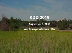 华人夺魁,「魔球」理论获奖:KDD 2019所有奖项出炉