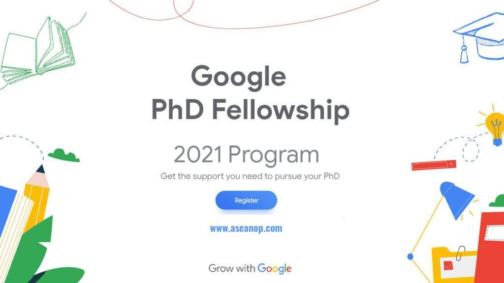 谷歌2021博士奖研金完整名单公布,13方向共75人获奖