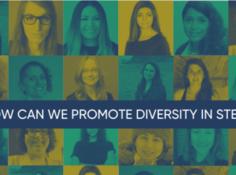 多样性日记:我们如何促进STEM的多样性?