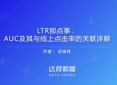 LTR那点事—AUC及其与线上点击率的关联详解